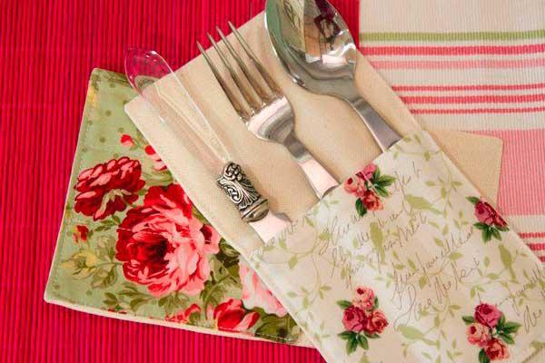 Изготовление различного столового текстиля 2